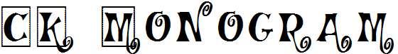 CK-Monogram