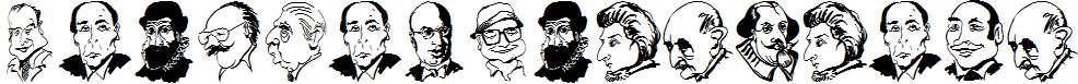 CaricaturesHeads