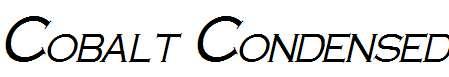 Cobalt-Condensed-Italic