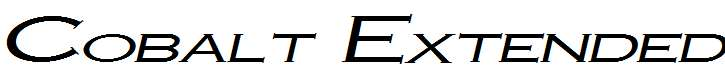 Cobalt-Extended-Italic
