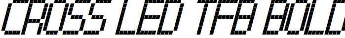 Cross-led-tfb-bold-Italic