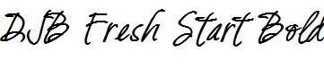 DJB-Fresh-Start-Bold