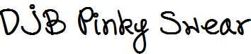 DJB-Pinky-Swear