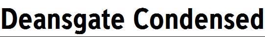 Deansgate-Condensed-Bold