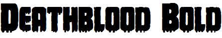 Deathblood-Bold
