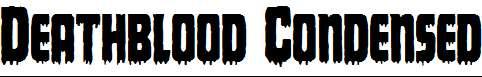 Deathblood-Condensed
