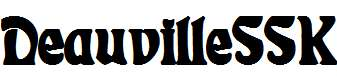 DeauvilleSSK-Bold