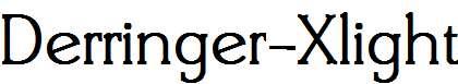 Derringer-Xlight