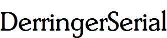 DerringerSerial-Regular