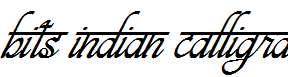 bits-indian-calligra-Italic