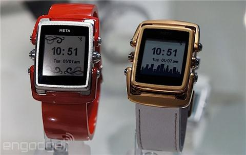 来看看Meta的新一代智能手表